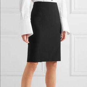 Theory Wool Skirt